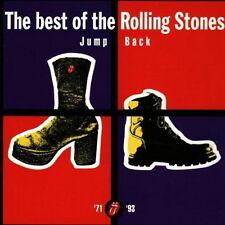 CD Album Rolling Stones Jump Back 1971-1993 (Start Me Up, Bitch, Hot Stuff) 90`s