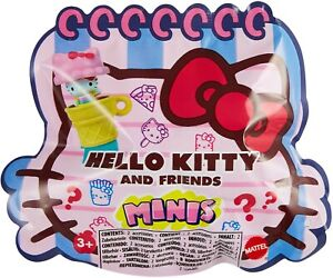 Hello Kitty and Friends Minis Sanrio Surprise Minis Blind Bag