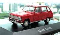 Renault 6 1969 - Argentina Diecast Scale 1:43 New Sealed With Magazine