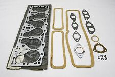 Nors 1952 1953 Willys Jeep 6 Cyl. Head Valve Cover Exhaust Gasket Set Gs0583Mk