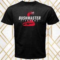 Bushmaster Firearms Famous Firearms Company Men's Black T-Shirt Size S - 3XL