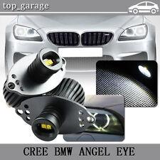 2009-2011 BMW E90 E91 LCI CREE LED Angel Eyes Halo Ring Bulbs 40W Total No Error