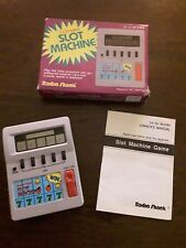 VINTAGE Radio Shack Slot Machine Game No.60-2464 LCD Mini