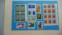 10865   timbres neufs
