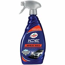 Turtle Wax car care ICE Spray Wax - 20 oz. For All Paint Wax & Polish Motor Care