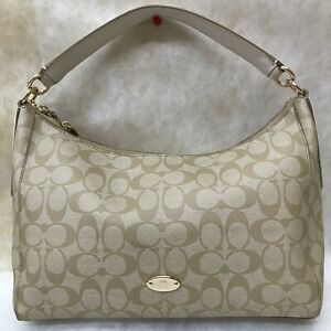 Auth Coach Hobo shoulder bag F34899 from Japan gf038