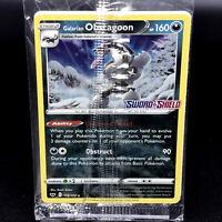 Galarian Obstagoon Holo - Sword & Shield - Pre-release Pokemon Card - Sealed