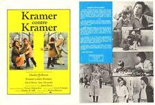 MERYL STREEP - Original Vintage French Film Flyer KRAMER Vs. KRAMER 1979 #81