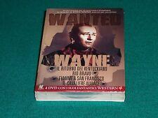 John Wayne. Wanted (Cofanetto 4 dvd) Regia di George Waggner, John Ford,