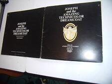 Joseph & the Amazing Technicolor Dreamcoat-Andrew Lloyd Webber -- SCEPTER Rec.