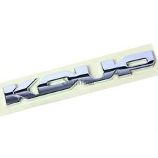 OEM Rear Trunk KOUP Logo Emblem For 08 10 Kia Forte Koup