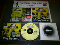 PLAY STATION PS1 PSX CONSTRUCTOR COMPLETO PAL ESPAÑA