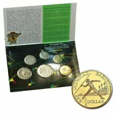 1992 MINT COIN SET UNCIRCULATED - BARCELONA OLYMPICS - ROYAL AUSTRALIAN MINT