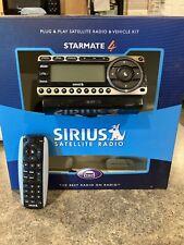 Sirius Satellite Radio Starmate 4