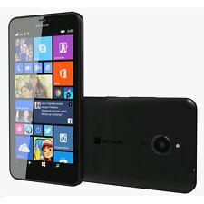 NUOVO con scatola Nokia Lumia 640XL Nero 8GB 3G Sbloccato Windows 8 Wi-fi Smart Cellulare