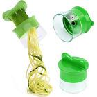 Hot Handheld Spiralizer Noodles Zucchini Spaghetti Pasta Maker Vegetable Slicer