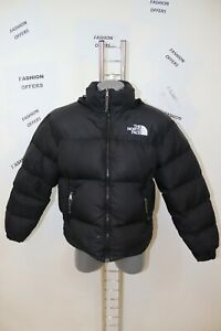 The North Face Mens NUPTSE Down 700FP Hooded Puffer Jacket sz Medium