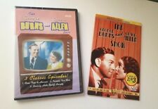 2 Different DVDs The George Burns & Gracie Allen Show