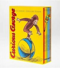Curious George Classic Collection by Rey, H. A. 9780544562394