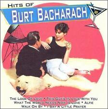 Bacharach, Burt : Hits of Burt Bacharach CD