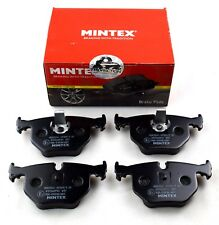Mintex Pastiglie dei Freni Asse Posteriore ALPINA BMW LAND ROVER MDB2534 (immagine reale di parte)