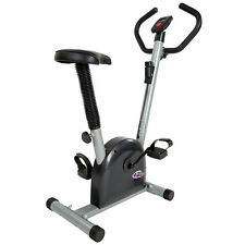 VELO APPARTEMENT ERGOMETRE FITNESS BIKE CARDIO GYM ORDINATEUR LCD