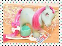 ❤️My Little Pony MLP G1 Vtg Play Time Schooltime UK Euro Exclusive Jump Rope❤️