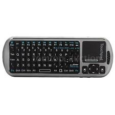 iPazzPort Mini Bluetooth Keyboard with Android TV IR Remote & Voice FOR MINI PC