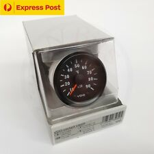PYROMETER GAUGE (only) 12v PYRO EGT VDO COCKPIT VISION 4WD AUTOMOTIVE TRUCK