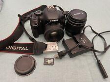 Canon EOS Rebel T3i /EOS 600D 18.0MP Digital SLR Camera(Kit w/2 Lens&32Gb Card)