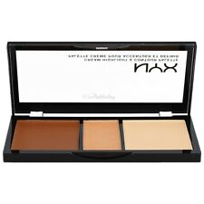 NYX Cream Highlight & Contour Palette 02 Medium