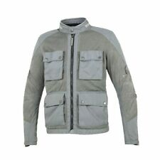 Tucano Urbano Multi Pockets Motorbike Grey Motorcycle Mesh Jacket Grey