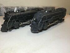 Lionel #2056 4-6-4 Hudson Lot of 2 Locomotives