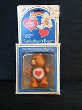 Care Bears Poseable Figure Tenderheart Bear  Vintage