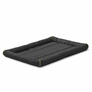 Maxx Dog Bed for Metal Dog Crates 48-Inch Black