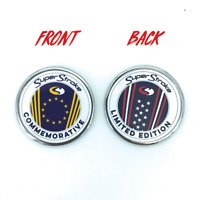 Authentic SuperStroke Ball Marker - Commemorative Limited Edition