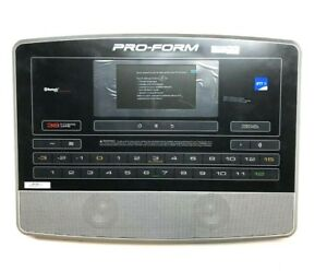 PART # 385532 - Proform Pro 5000 Treadmill Console Display - Replacement Icon