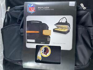 NFL Potluck Insulated Casserole Tote - Washington Redskins Football G2