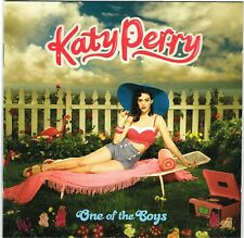 Katy Perry-One of the Boys CD