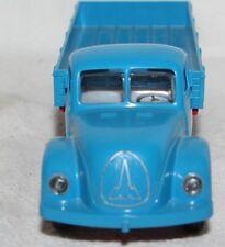 Wiking 1:50 Kunststoffmodell -769/1 - Magirus S6500 Pritsche in himmelblau