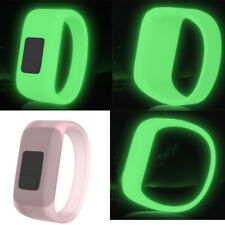Fluorescent Replacement Band for Garmin Vivofit Jr Jr2 Junior Strap Glow Dark