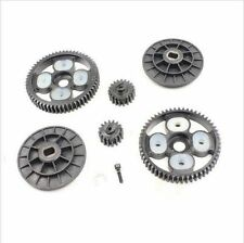 Speed Metal Gear Kit 58T/16T&amp 55T/19T spur pinion set for HPI Baja 5B 5T 5SC
