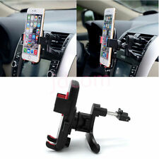 360° Car Air Vent Mount Cradle Holder Stand For Mobile Smart Cell Phone GPS yut