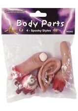 Severed Body Parts Set