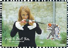 WER IST DAS MONSTER DU ODER ICH? -NIKI de SAINT PHALLE -1996-8 originals Stills