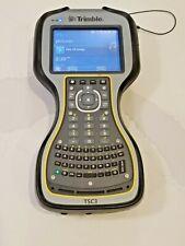 Trimble Tsc3 Data Collector Field Controller Total Station Gps No Survey Soft