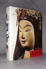 ELISSEEFF. L'ART DE L'ANCIEN JAPON. MAZENOD. 1985.