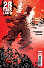 28 DAYS LATER #18 IDW  NM FIRST PRINT