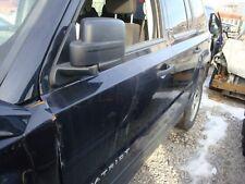 2011-2016 Jeep Patriot Driver Left Front Door Assembly Blue Paint Code PBV