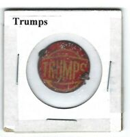 Trumps Chewing Tobacco Tag T554